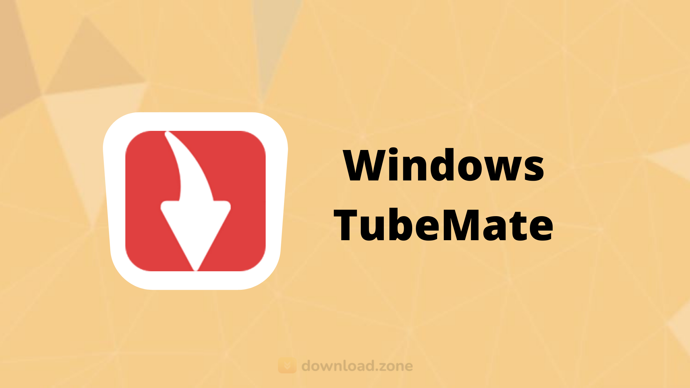 Windows TubeMate Download for PC
